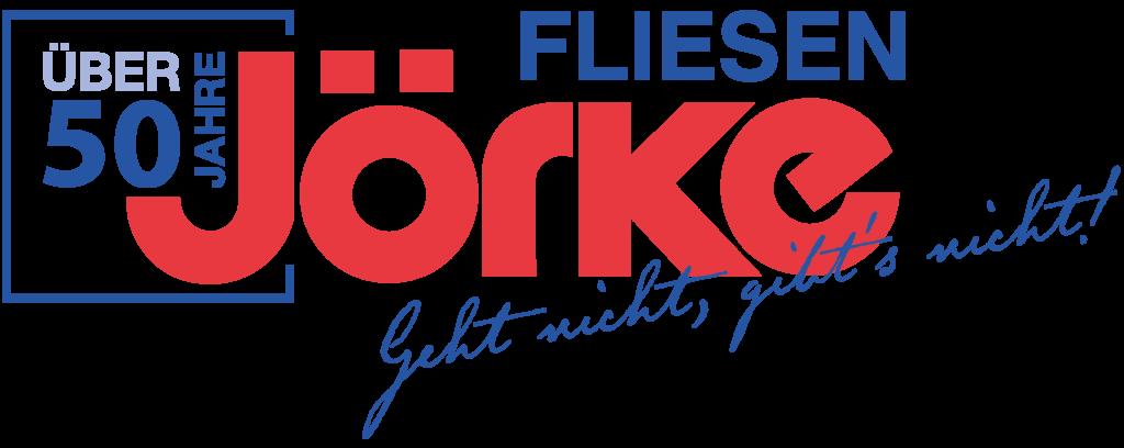 Logo Fliesen Jörke mit Claim